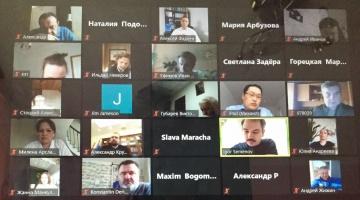 Советник по правовым вопросам Жанна Манкулова приняла участие в совместном заседании Дискуссионного клуба ПОРА с «Деловой Россией»